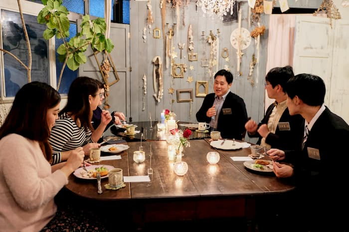 沖縄婚活パーティー カフェ