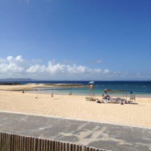 沖縄 海 幸せ