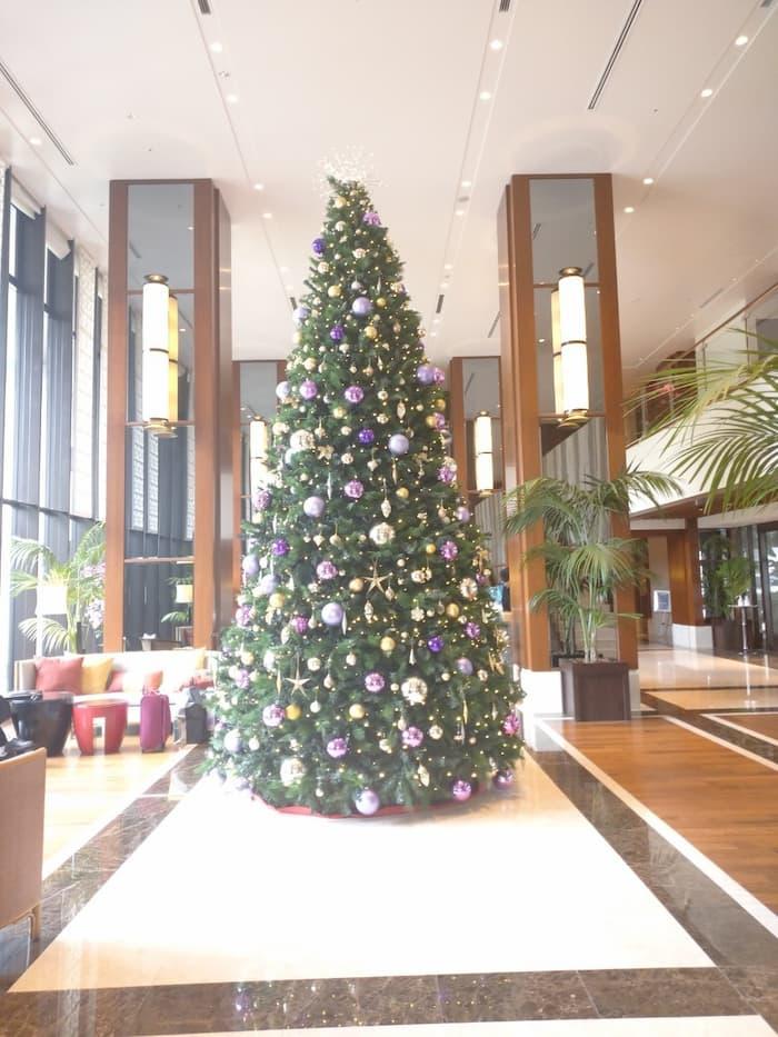 お見合い クリスマスツリー
