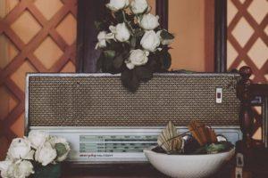 ラジオ背景