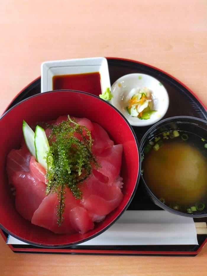 久高島 お食事
